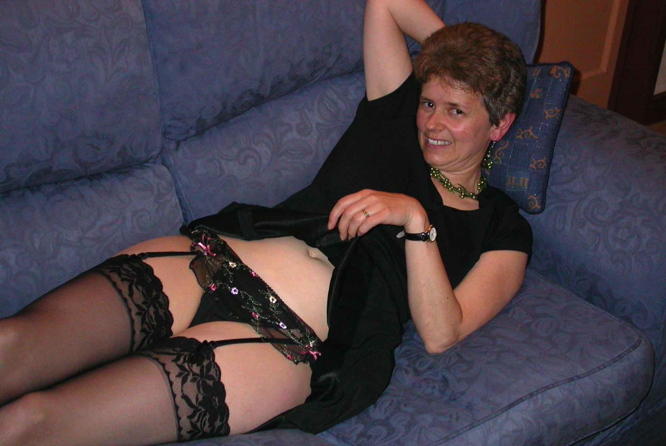 sexiga under äldre mogna damer